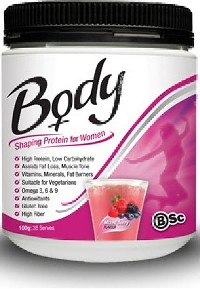 Body+ Protein for Women By Body Sceince [bsc_bow1]