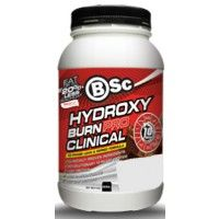Hydroxy Burn Pro Clinical By Body Science