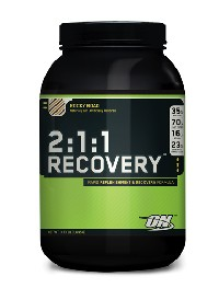 2:1:1 Recovery By Optimum Nutrition [on_2r1]