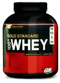 100% Gold Standard Whey By Optimum Nutrition