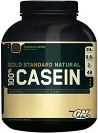 Natural 100% Casein Gold Standard By Optimum Nutrition