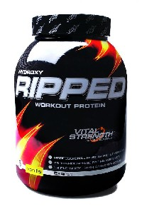 HydroxyRipped By Vital Strength