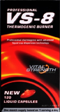 VS-8 Thermogenic Burner By Vital Strength [vs_vs81]