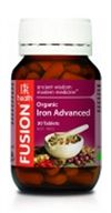 Iron Advanced Organic By Fusion Health