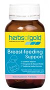 Breast-feeding Support By Herbs Of Gold