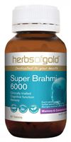 Brahmi 6000 By Herbs Of Gold