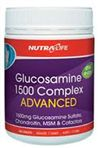 Nutra Life Glucosamine 1500 Complex Advanced