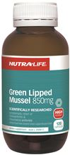 Musseltone Green Lipped Mussel By Nutralife