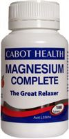 Magnesium Complete By Sandra Cabot
