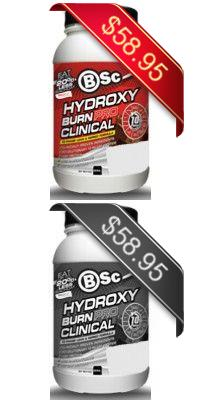 Hydroxyburn Pro Clinical